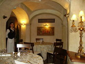 Halls of the Restaurant