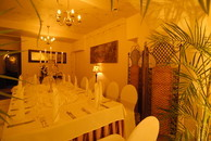 """The """"French"""" Hall of the Restaurant"""