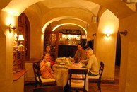 Залы ресторана