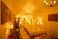 Salles du restaurant